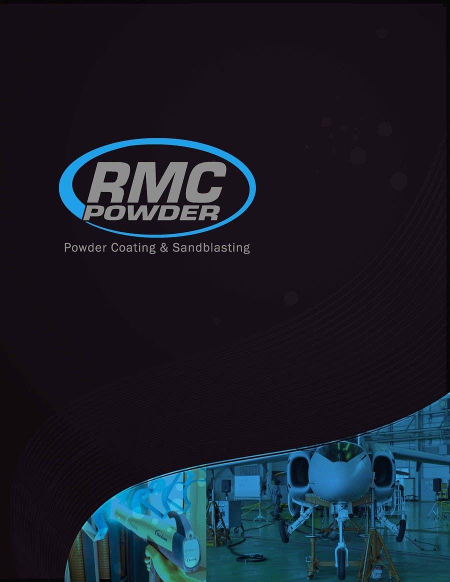 Penyertaan Peraduan #5 untuk Design RMC's new brochure cover!