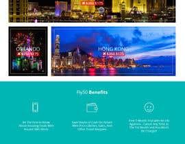 #15 untuk Design & Code a Travel Deals Landing Page (Multiple Winners) oleh designproteam