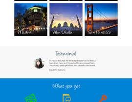 #10 untuk Design & Code a Travel Deals Landing Page (Multiple Winners) oleh pankomah7