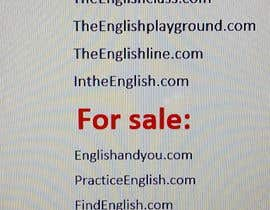 #333 untuk Find a name for our language course online (english course) oleh royay
