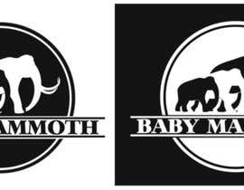 #29 para Design a Logo for Baby Mammoth! por rosaleon