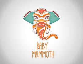 #35 para Design a Logo for Baby Mammoth! por PoppyS