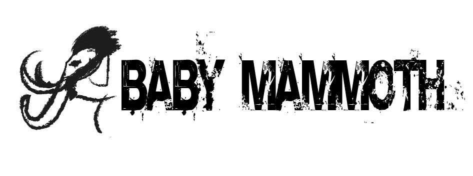 #12 for Design a Logo for Baby Mammoth! by addilghaffar