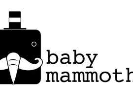 #33 para Design a Logo for Baby Mammoth! por DandelionLab