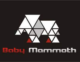 #67 para Design a Logo for Baby Mammoth! por ariekenola