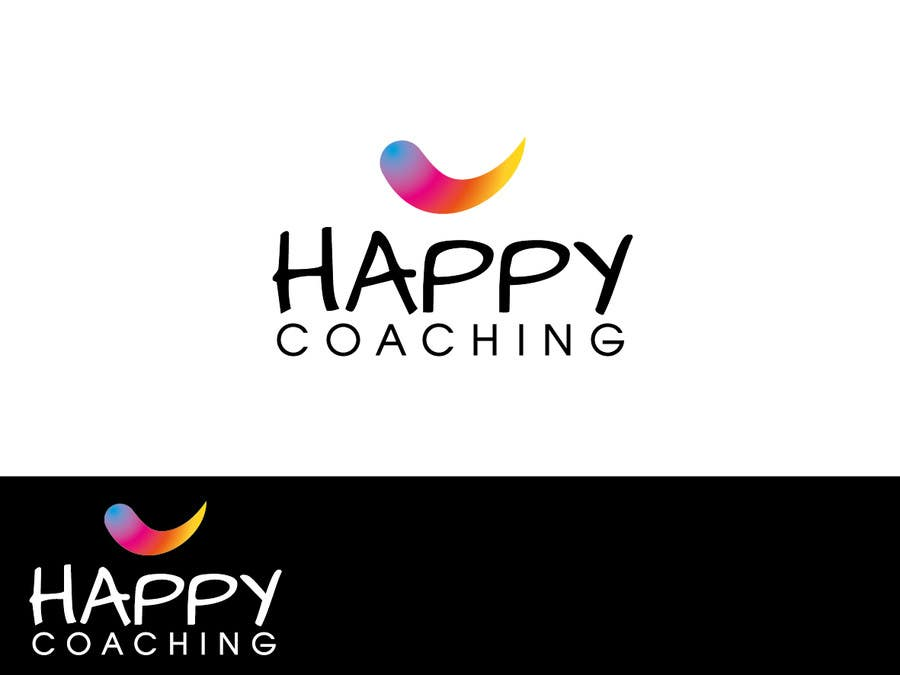 Contest Entry #110 for Happy Coaching Logo