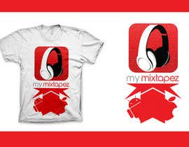 nº 20 pour Design a T-Shirt for My mixtapez par xcerlow