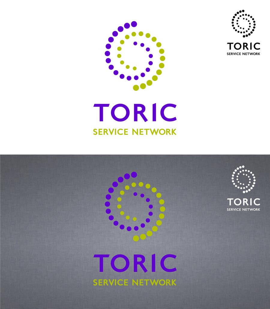 #8 for Design a Logo for Toric Service Network by HallidayBooks