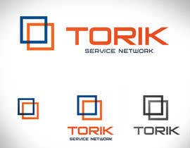 #27 for Design a Logo for Toric Service Network by helenus