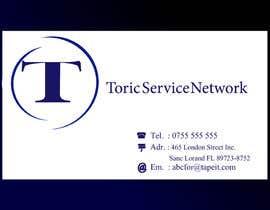 #33 para Design a Logo for Toric Service Network por copypaste238