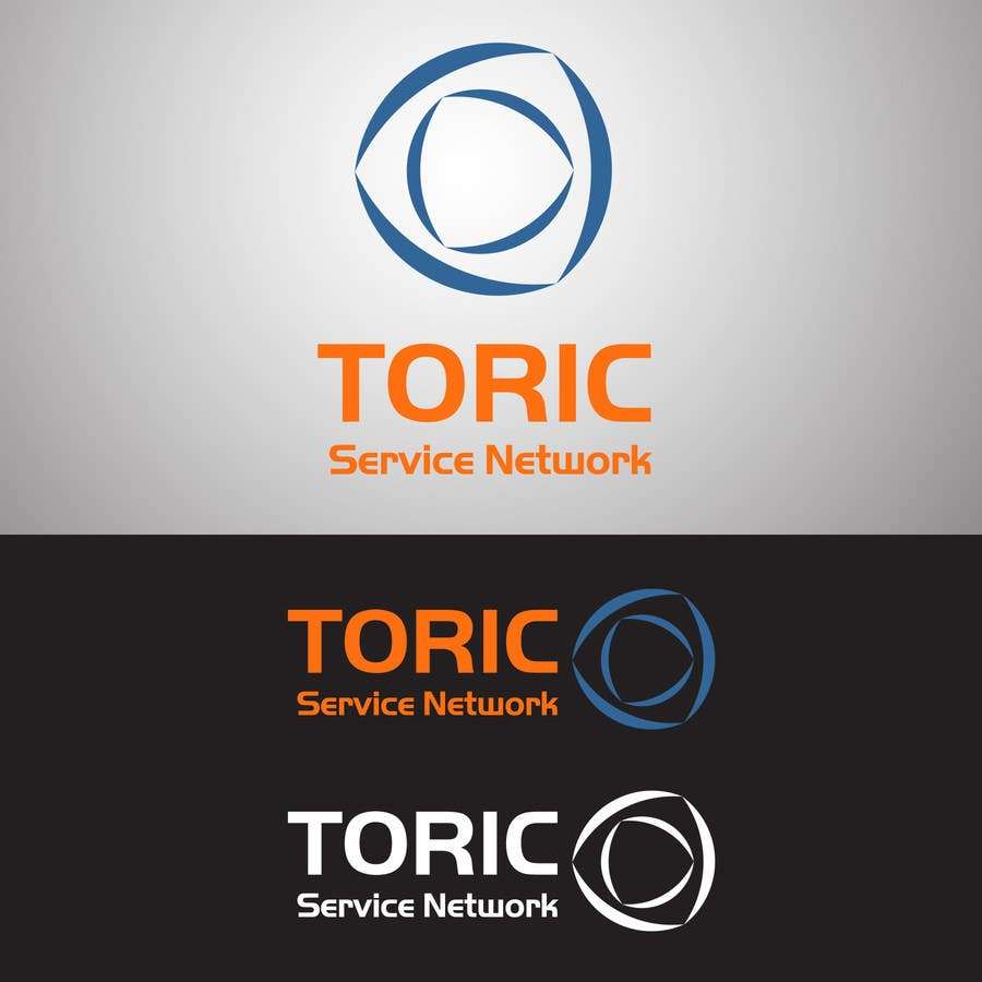 #35 for Design a Logo for Toric Service Network by aboRoma
