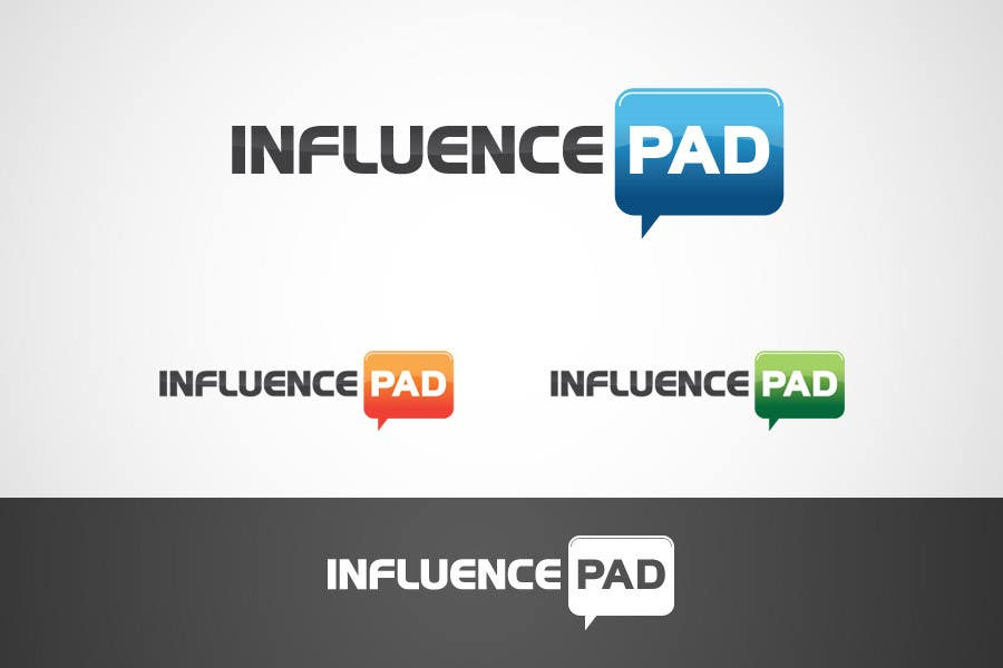 Конкурсная заявка №206 для Logo Design for InfluencePad
