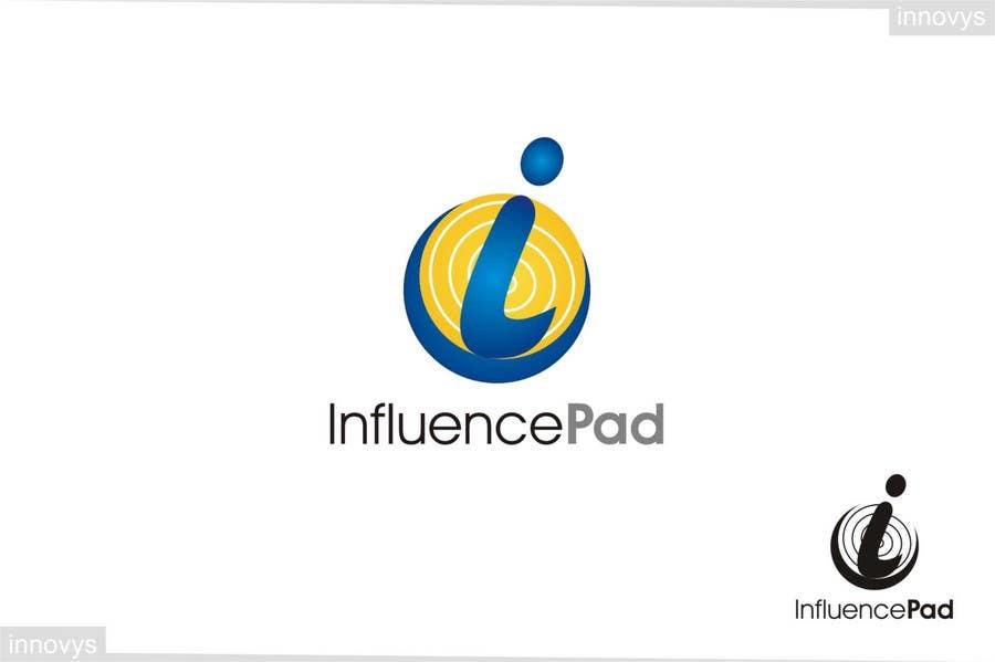 Inscrição nº 287 do Concurso para Logo Design for InfluencePad