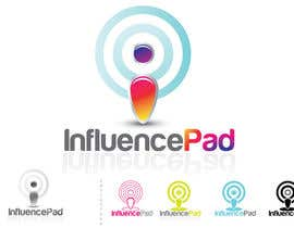 #51 for Logo Design for InfluencePad by Zsnail08