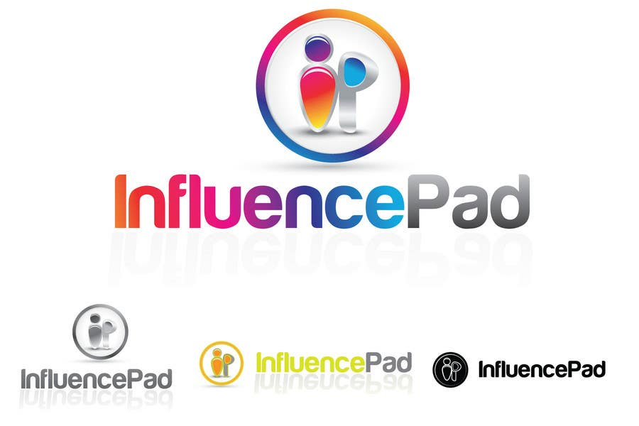 Inscrição nº 65 do Concurso para Logo Design for InfluencePad