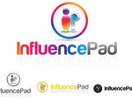 #65 for Logo Design for InfluencePad by Zsnail08