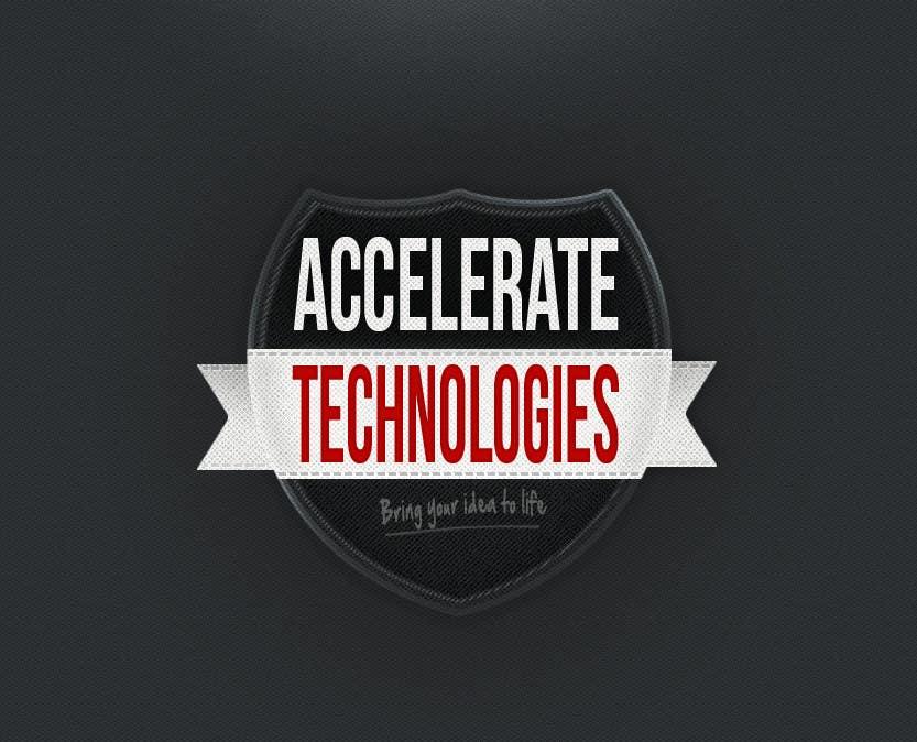 Penyertaan Peraduan #185 untuk Design a Logo for Accelerate Technologies