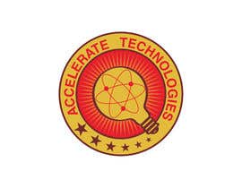 #25 for Design a Logo for Accelerate Technologies by dranatha
