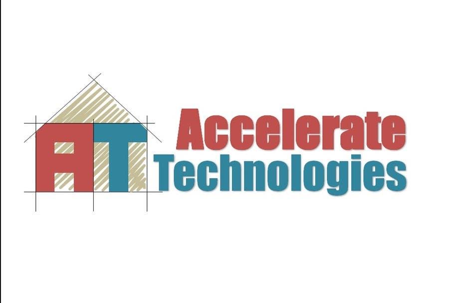 Penyertaan Peraduan #70 untuk Design a Logo for Accelerate Technologies