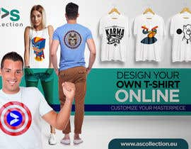 vyncadq tarafından Design a Flyer for a online shop için no 6