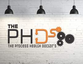 #50 untuk Design a Logo - The Process Health Doctor's (ThePHDs.com) oleh sdmoovarss