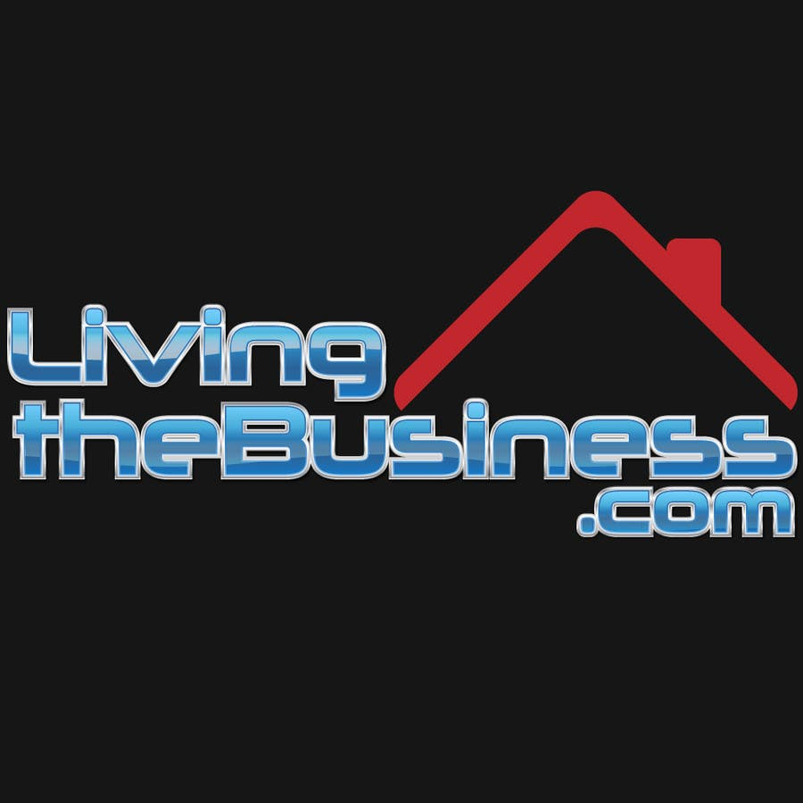 #5 for Design a Logo for LivingtheBusiness.com a real estate training, consulting and coaching company by rogeriolmarcos