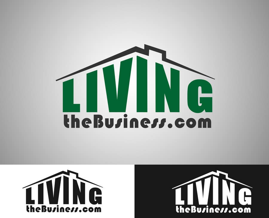 #21 for Design a Logo for LivingtheBusiness.com a real estate training, consulting and coaching company by aboRoma