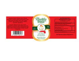 #6 untuk Fast & easy job, making a label design for natural seasoning oleh frasia