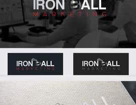 #152 untuk Design a Logo for  Iron Ball  Marketing oleh pvasi1707