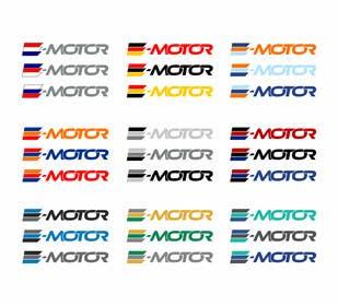 eltorozzz tarafından Design a Logo for E-MOTOR için no 138