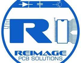 #25 untuk Design a Logo for Reimage PCB solutions oleh sureshcn3