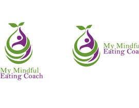 "EhteshamMukhtar tarafından Design a Logo ""My Mindful Eating Coach"" için no 30"