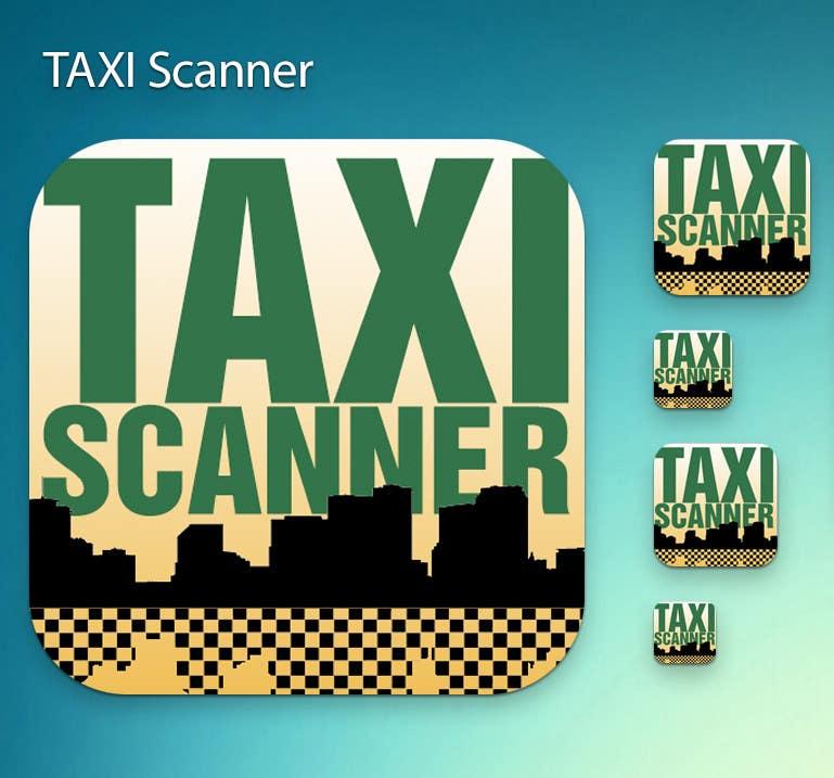 Bài tham dự cuộc thi #10 cho Design a Logo for a taxi search app