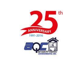 #5 untuk 25th Anniversary Decal oleh tazbir00007