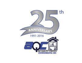 #6 untuk 25th Anniversary Decal oleh tazbir00007