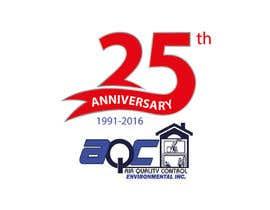 #7 untuk 25th Anniversary Decal oleh tazbir00007