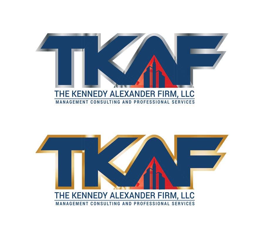 Penyertaan Peraduan #39 untuk Design a Logo - TKA Firm