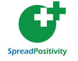 monart4d tarafından New logo for Spread Positivity için no 148