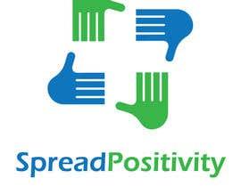 monart4d tarafından New logo for Spread Positivity için no 169