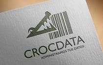 Graphic Design Penyertaan Peraduan #67 untuk Logo for CrocDATA a website for barcodes