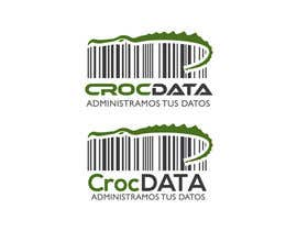 #80 for Logo for CrocDATA a website for barcodes by dreamer509