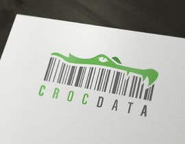 #136 for Logo for CrocDATA a website for barcodes by amauryguillen