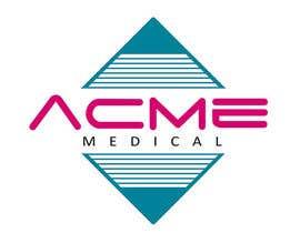 marsail tarafından Design a logo for medial supplier company için no 6