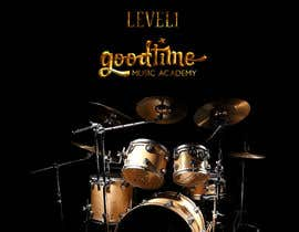 #11 untuk Book cover and certificate for Goodtime Music Academy oleh oanarmn