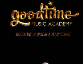#12 untuk Book cover and certificate for Goodtime Music Academy oleh oanarmn