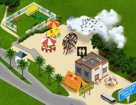 #7 untuk Illustrate Festival Map oleh babakneza