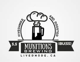 #27 для Munitions Brewing Logo Contest от dyv