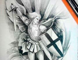 soput tarafından Michael the Arch Angel Tattoo için no 6