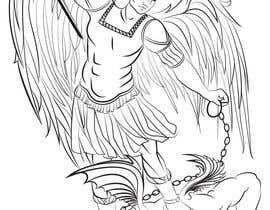 angelovskayaanas tarafından Michael the Arch Angel Tattoo için no 8
