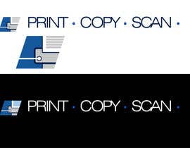 nº 116 pour Design a Logo for Print Copy Scan par nicoscr
